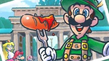 Mario Kart Tour lanza nuevo arte oficial con Luigi tirolés en Berlín