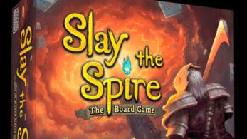 Una adaptación de Slay the Spire como juego de mesa llegará esta primavera a Kickstarter