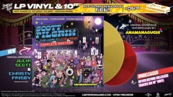 Limited Run Games anuncia la banda sonora de Scott Pilgrim Vs. The World: The Game en vinilo