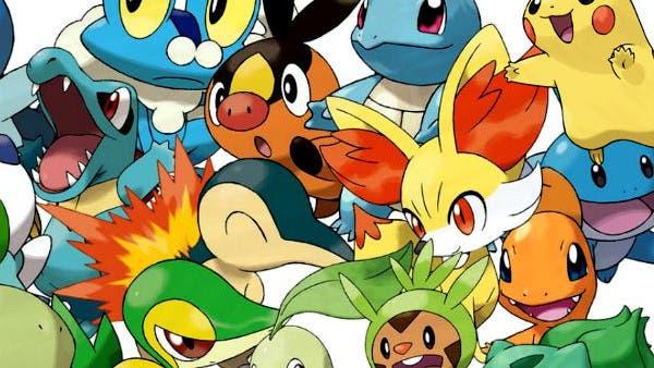 Unos 4.000 fans han creado esta tier de Pokémon iniciales favoritos: conoce los resultados