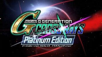 SD Gundam G Generation Cross Rays Platinum Edition es anunciado para Nintendo Switch