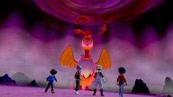 Así van los Entrenadores en el evento de Incursiones Dinamax actual de Pokémon Espada y Escudo