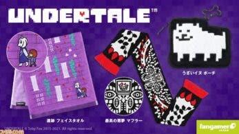 Fangamer Japón saca una nueva línea de merchandising de Undertale