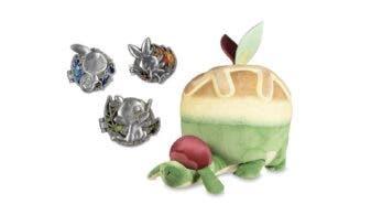 [Act.] Estos nuevos productos ya están disponibles en el Centro Pokémon Online de Estados Unidos