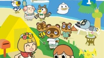 El manga oficial de Animal Crossing: New Horizons confirma lanzamiento occidental en inglés