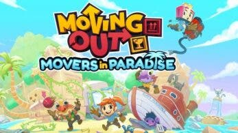 Movers in Paradise, DLC de Moving Out, ya disponible en la eShop