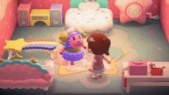 Toma ideas para un exterior fairycore en Animal Crossing: New Horizons con este vídeo