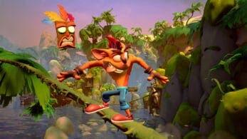 Crash Bandicoot 4 para Nintendo Switch: Resolución, FPS y más detalles