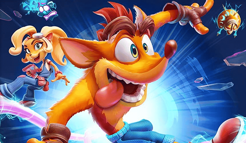 Crash Bandicoot 4: It's About Time: Tamaño de la descarga, precio y más en Nintendo Switch