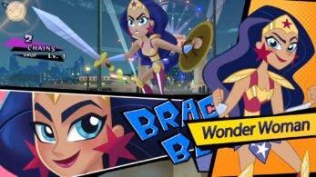 DC Super Hero Girls Teen Power llega el 4 de junio a Nintendo Switch