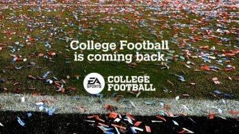 Electronic Arts anuncia el desarrollo de su primer videojuego de fútbol americano universitario desde 2013