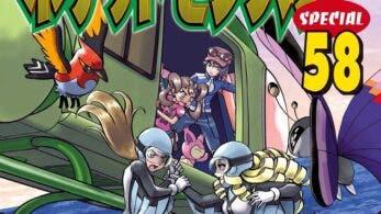Así luce la portada del número 58 de Pokémon Special: disponible el 26 de febrero en Japón