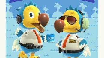 Nintendo comparte estas tarjetas de Animal Crossing: New Horizons perfectas para San Valentín
