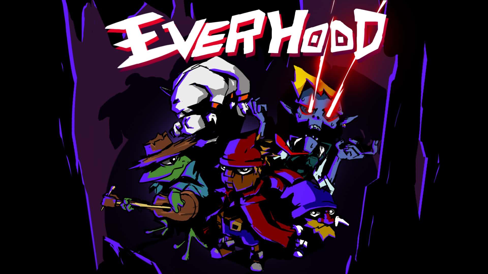 Everhood se estrenará el 4 de marzo en Nintendo Switch