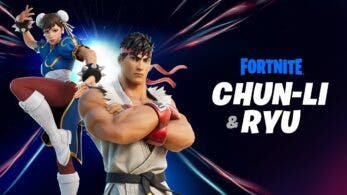 Ryu y Chun-Li de Street Fighter confirman su llegada a Fortnite con este vídeo