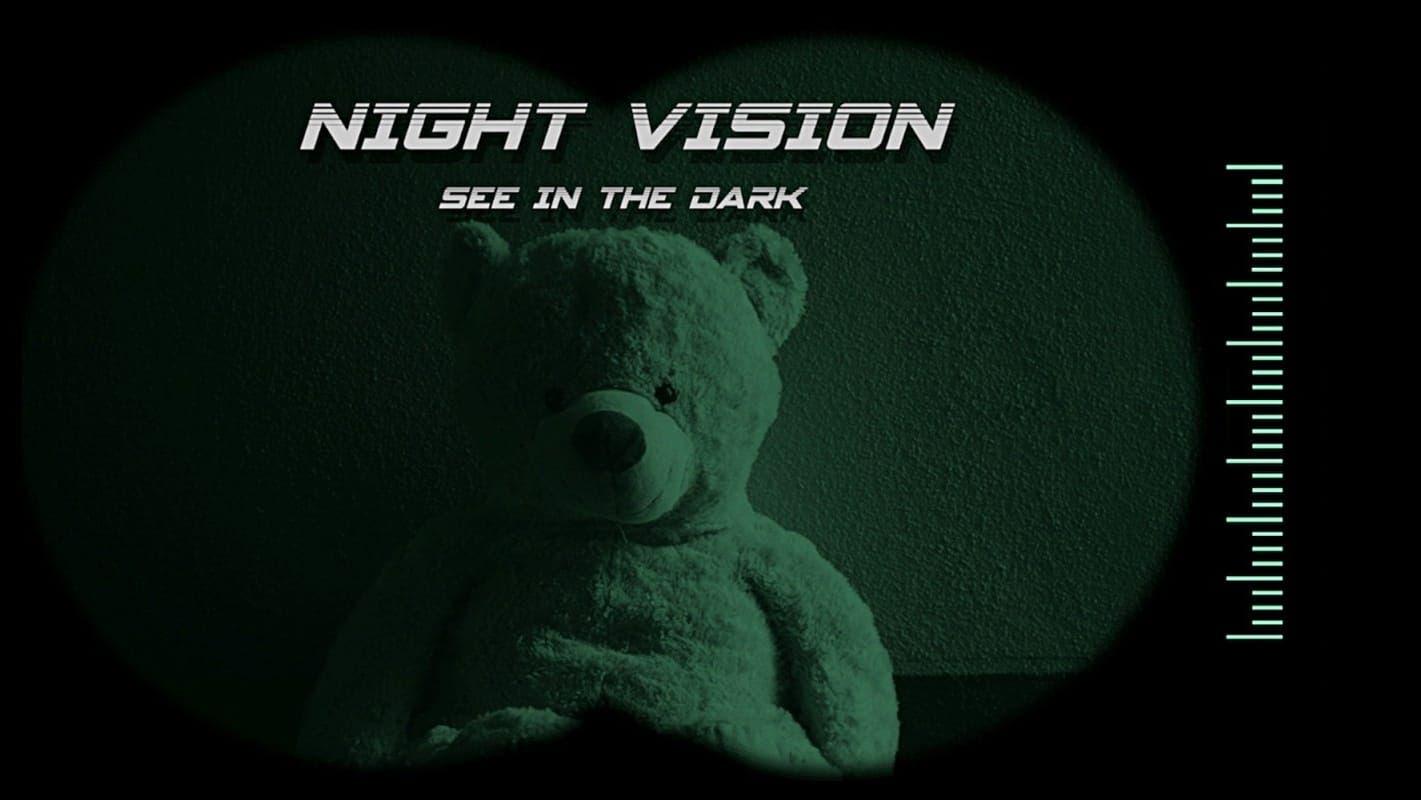 Echad un vistazo a este peculiar «gameplay» de Night Vision en Nintendo Switch