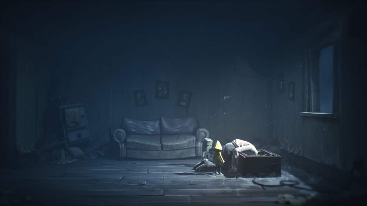 Más escenas de Little Nightmares II en Nintendo Switch