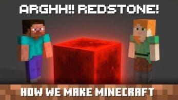 Minecraft nos muestra en este vídeo escenas del desarrollo del «bloque más intimidante»