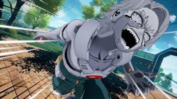 My Hero One's Justice 2: Primeras capturas de pantalla de Tetsutetsu en el juego