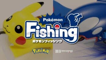 No te pierdas estos nuevos anzuelos de pesca oficiales de Pokémon
