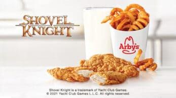 Arby's regalará juguetes de Shovel Knight en sus comidas para niños