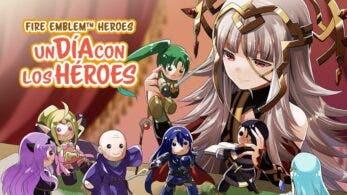 El manga oficial Fire Emblem Heroes: Un Día con los Héroes en español recibirá, a partir de ahora, nuevas entregas al mismo tiempo que la versión inglesa
