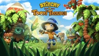 Stitchy in Tooki Trouble llegará el 11 de marzo a Nintendo Switch