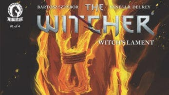 Se anuncia la serie de cómics The Witcher: Witch's Lament