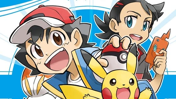 Viz Media lanzará los mangas de Viajes Pokémon y Pokémon: Sol y Luna en Occidente