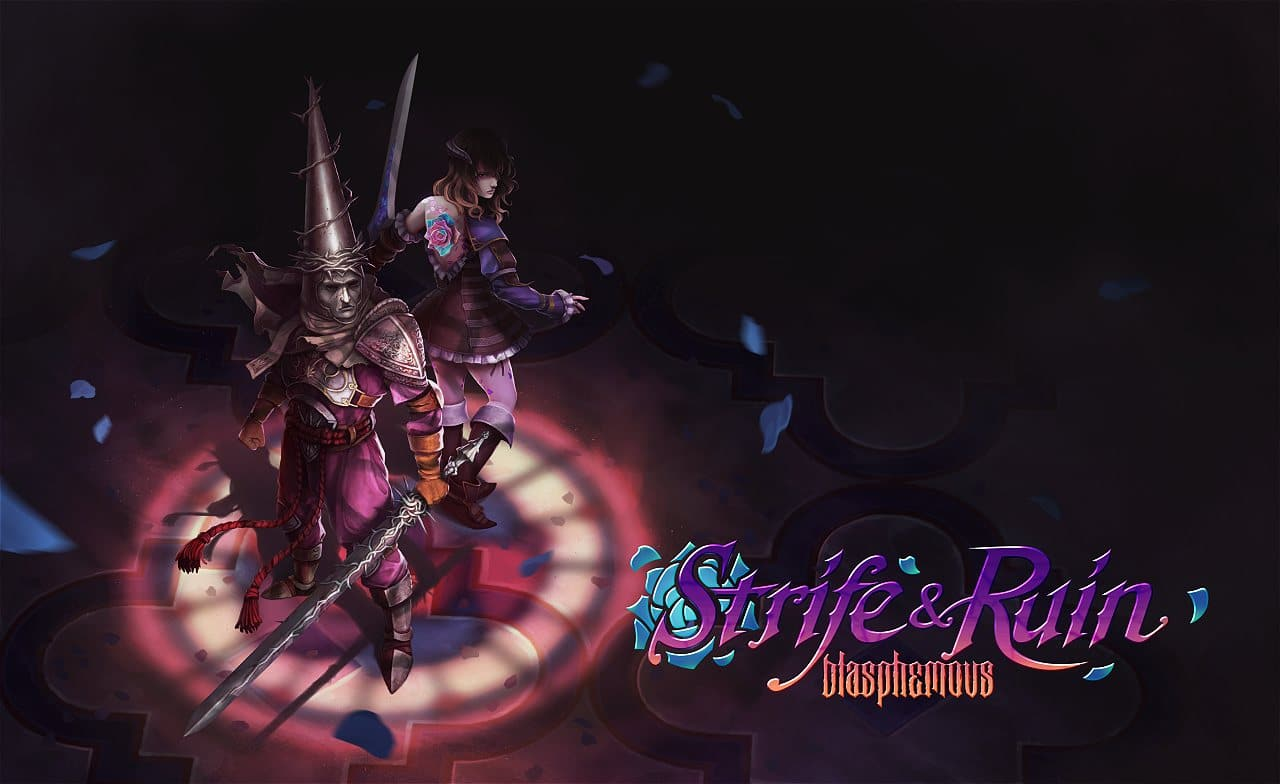 Blasphemous avanza su colaboración Strife and Ruin – Bloodstained: Ritual of the Night con este vídeo