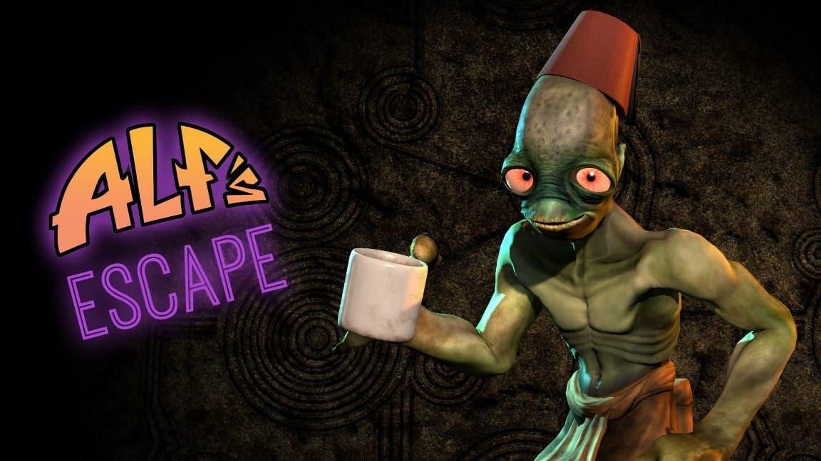 Oddworld: New 'n' Tasty recibe el DLC gratuito Alf's Escape en Nintendo Switch