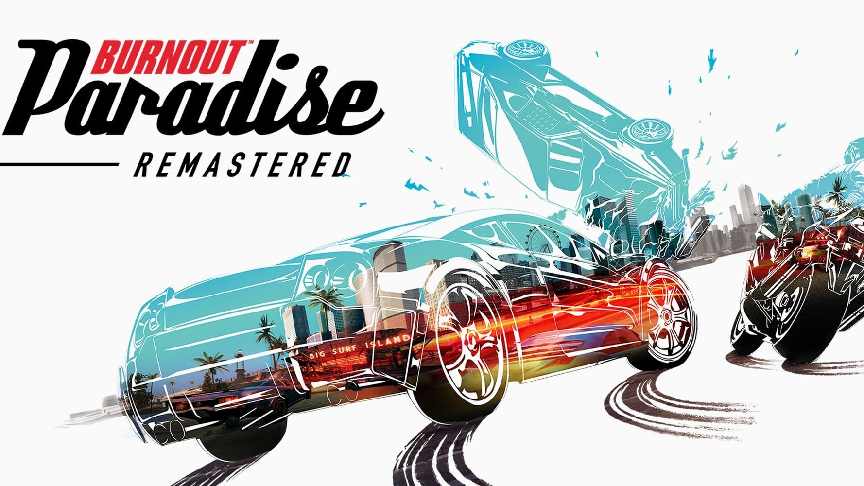 EA reduce de forma permanente el precio de Burnout Paradise Remastered en la eShop de Switch