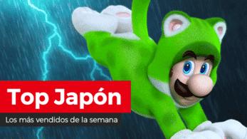 Ventas de la semana en Japón: Super Mario 3D World + Bowser's Fury se mantiene como el juego más vendido (25/2/21)