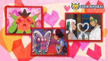 TV Pokémon nos invita a ver estos episodios románticos por San Valentín