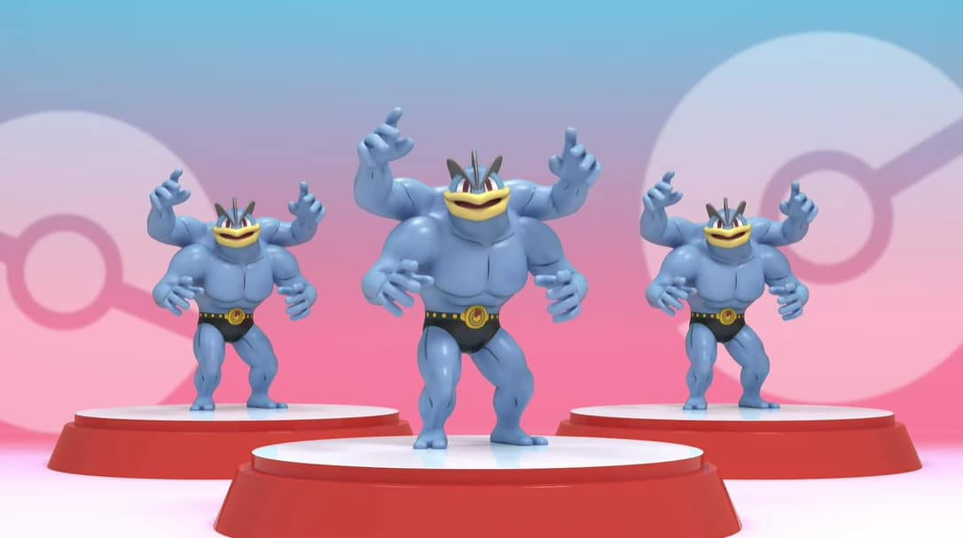 Pokémon Kids TV nos invita a ponernos en forma con Machamp en este vídeo