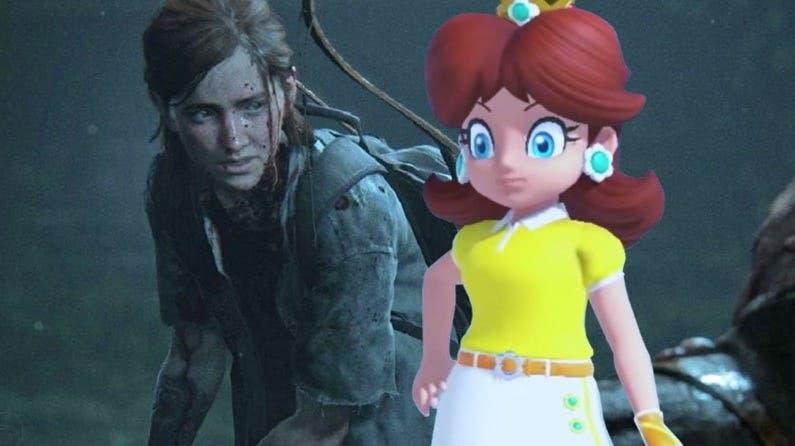 Mario Golf: Super Rush y The Last of Us Part II, unidos en este meme viral