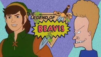 No te pierdas esta original creación que une la serie animada de The Legend of Zelda con diálogos de Beavis and Butt-Head