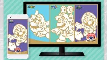 My Nintendo recibe este fondo de pantalla de Super Mario 3D All-Stars por 0 Puntos de platino en Europa