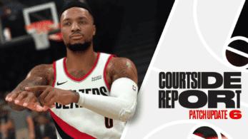 Conoce las novedades del más reciente parche de NBA 2K21