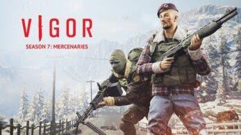La temporada 7 de Vigor: Mercenaries introduce el golpe de mortero y las salidas bloqueables