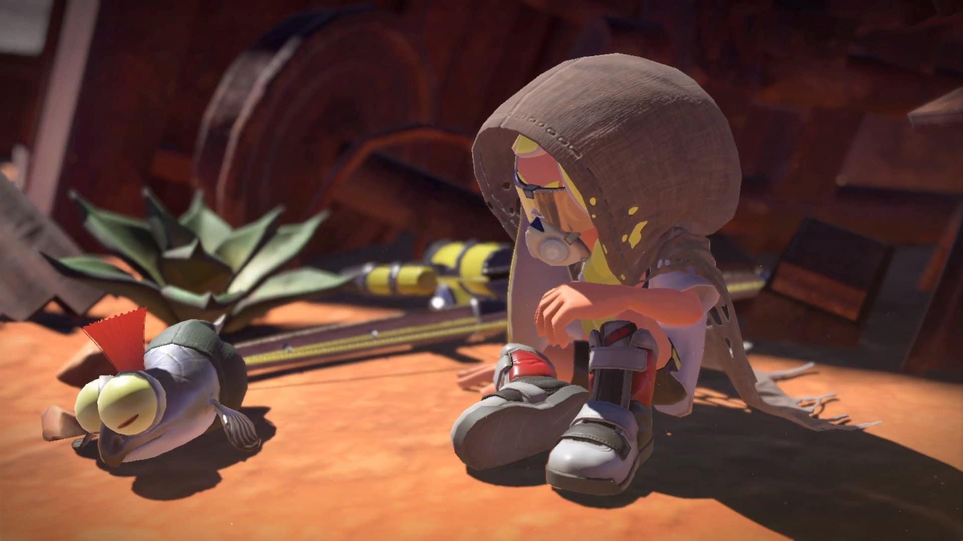 Nintendo busca diseñador de niveles para Splatoon 3 con estas especificaciones