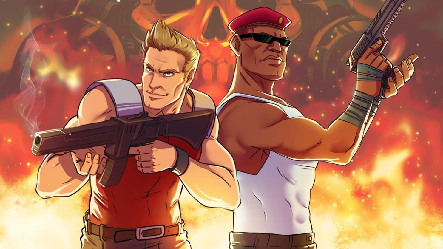 Thunderflash y Spooky Chase están de camino a Nintendo Switch