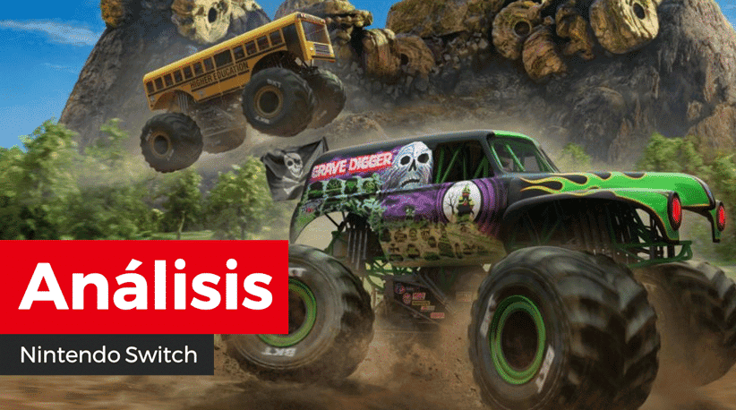 [Análisis] Monster Jam Steel Titans 2 para Nintendo Switch