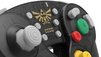 HORI ofrece estos nuevos mandos estilo GameCube de Super Mario y The Legend of Zelda para Nintendo Switch