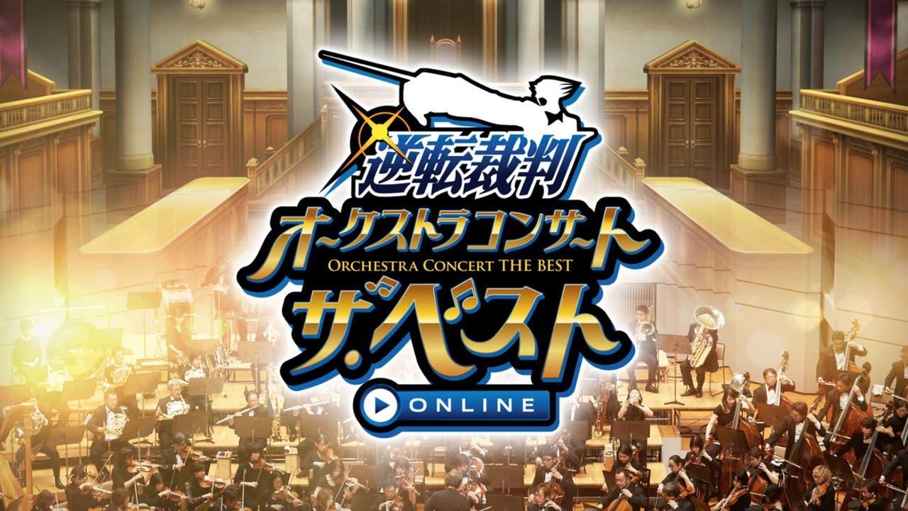 Ace Attorney contará con su propio concierto online oficial el próximo 10 de abril, entradas disponibles