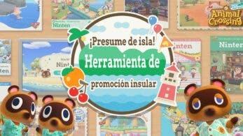Todo lo que sabemos sobre cómo crear pósters y vídeos de nuestra isla con la nueva herramienta de promoción insular de Animal Crossing: New Horizons