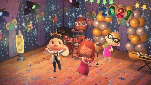 Un repaso con imágenes a los objetos de baile de fin de curso de Animal Crossing: New Horizons