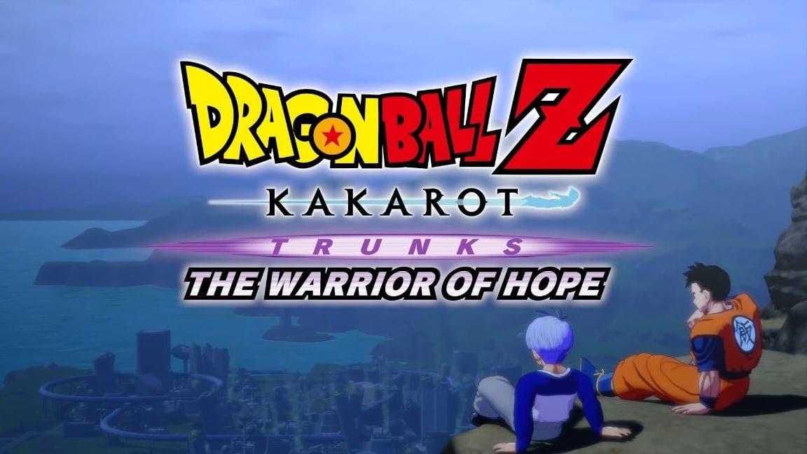 El logo de Nintendo Switch aparece en el tráiler del tercer DLC de Dragon Ball Z: Kakarot de la cuenta de Instagram de Bandai Namco en Latinoamérica