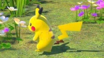 Se comparte un nuevo vídeo de New Pokémon Snap