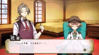 Tantei Bokumetsu se luce en este gameplay de Nintendo Switch